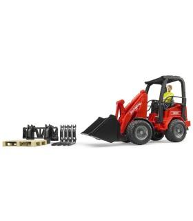 Incarcator Compact Schaffer 2034 Cu Figurina Si Accesorii