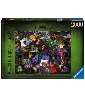 Villainous Personaje, 2000 Piese