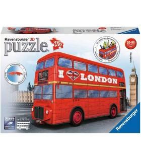 Autobuz Londra, 216 Piese