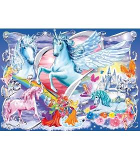 Unicorni Cu Sclipici, 100 Piese