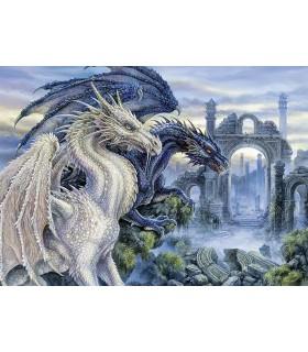 Cuplu Dragoni, 1000 Piese