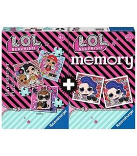Memory L.O.L., 25/36/49 Piese