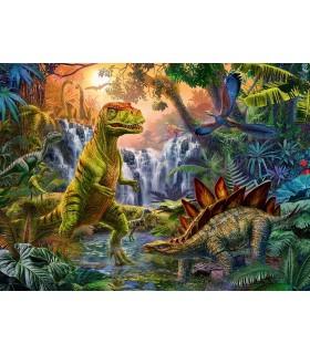 Oaza Dinozaurilor, 100 Piese