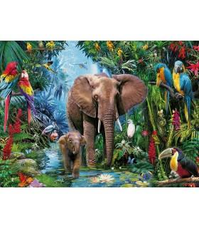Animale Din Safari, 150 Piese