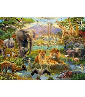 Animale Din Savana, 200 Piese