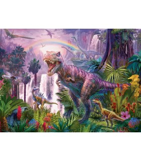 Taramul Dinozaurilor, 200 Piese
