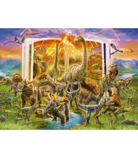 Cartea Dinozaurilor, 300 Piese
