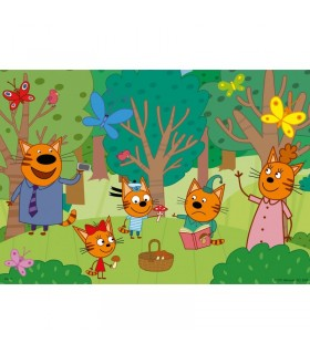 Kid E Cats, 2x12 Piese