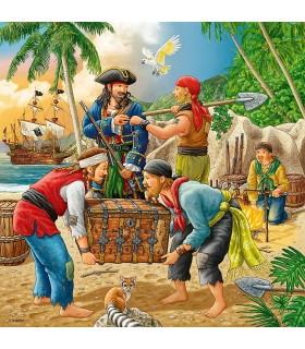 Aventurile Piratilor, 3x49 Piese