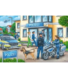 Ancheta Politie, 2x24 Piese