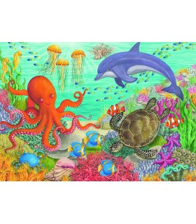 Animale Din Ocean, 35 Piese