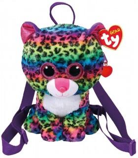 Rucsac Dotty Leopardul Multicolor