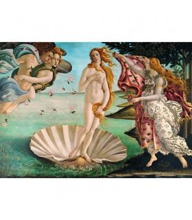 Nasterea Lui Venus Botticelli, 1000 Piese