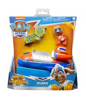 Super Eroul Zuma Cu Vehicul