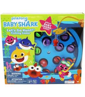 Pescuit Cu Celebrul Cantec Baby Shark