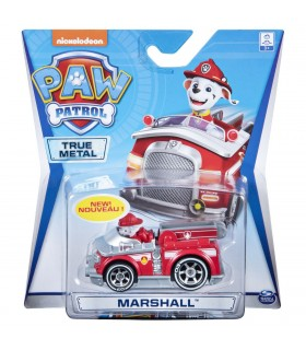 Marshall Cu Masina De Pompieri