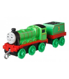 Locomotiva Cu Vagon Push Along Henry