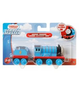 Locomotiva Cu Vagon Push Along Edward