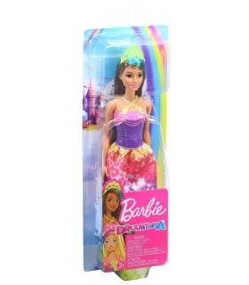 Barbie Printesa Cu Coronita Galbena