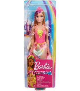 Barbie Printesa Cu Coronita Roz