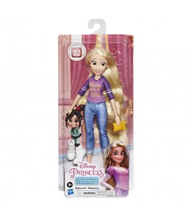Printesa Rapunzel, Colectia Comfy Squad