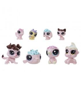 Colectie Speciala Cu 8 Animalute, Roz Deschis