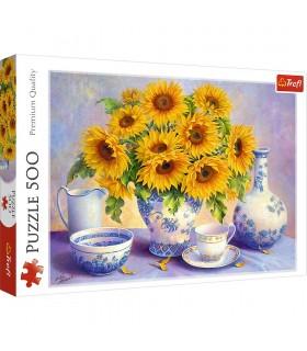 Floarea Soarelui, 500 Piese