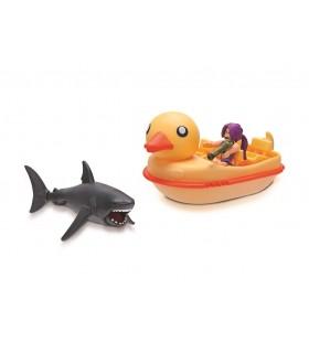 Shark Bite Duck Boat