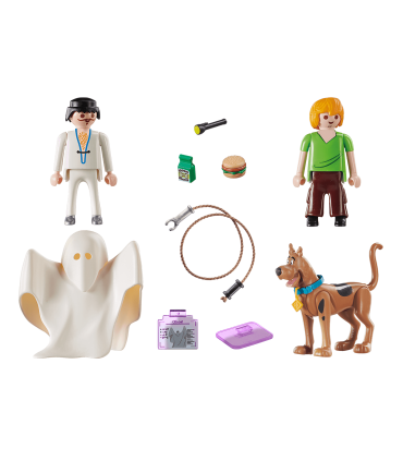 Scooby & Shaggy Cu Fantoma