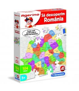 Agerino Sa Descoperim Romania
