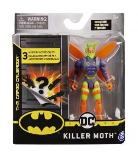 Killer Moth Cu 3 Accesorii Surpriza