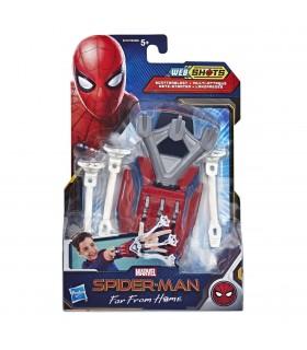 Lansator Spiderman Cu Web Proiectile