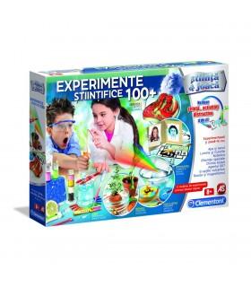 100 Experimente Stiintifice