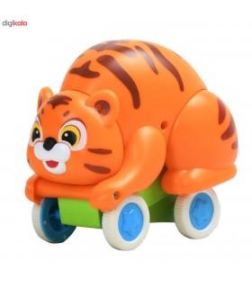 Tigrutul Buclucas Push And Go