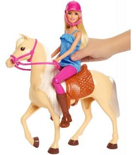 Barbie Cu Cal