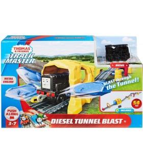 Set Motorizat Tunelul