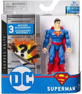 Superman Cu Accesorii Surpriza