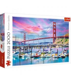 Golden Gate San Francisco, 2000 Piese