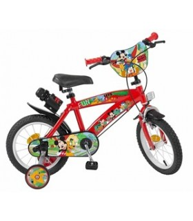 Bicicleta 14 inch, Mickey Mouse Club House
