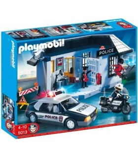 Set Complet Politie US