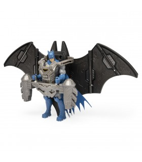 Batman Cu Mega Accesorii Pentru Lupta