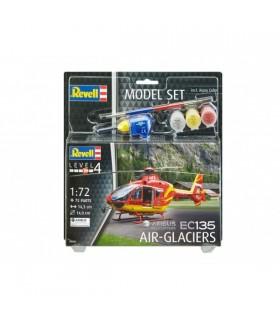 EC 135 Air-Glaciers, Model Set