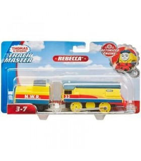 Trackmaster Locomotiva Rebecca Cu Vagon