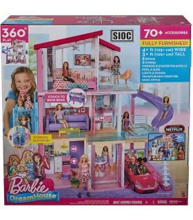 Casuta Barbie De Vis Cu Lift