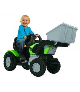 Tractor John XL Cu Pedale Si Incarcator