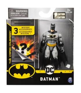 Batman Cu Costum Gri Si Accesorii