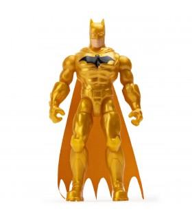 Batman Cu Costum Auriu Si Accesorii Surpriza