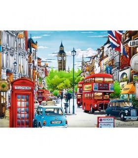 Strada In Londra, 1000 Piese