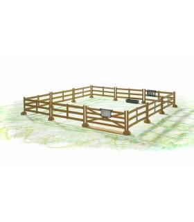 Gard Pentru Pasune, Maro