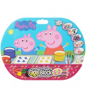 5In1 Gigablock Peppa Pig